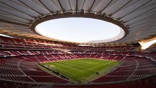 Stadion Kandang Atletico Madrid