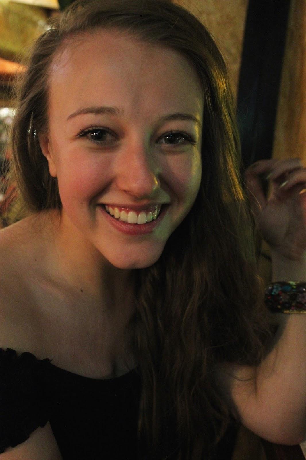 Georgie Minter-Brown blogger actress travel zante tsilivi holiday photo diary sea beach relax