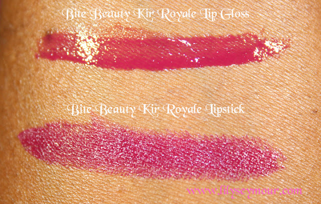 Bite Beauty Kir Royale Liptsick & Lip Glass
