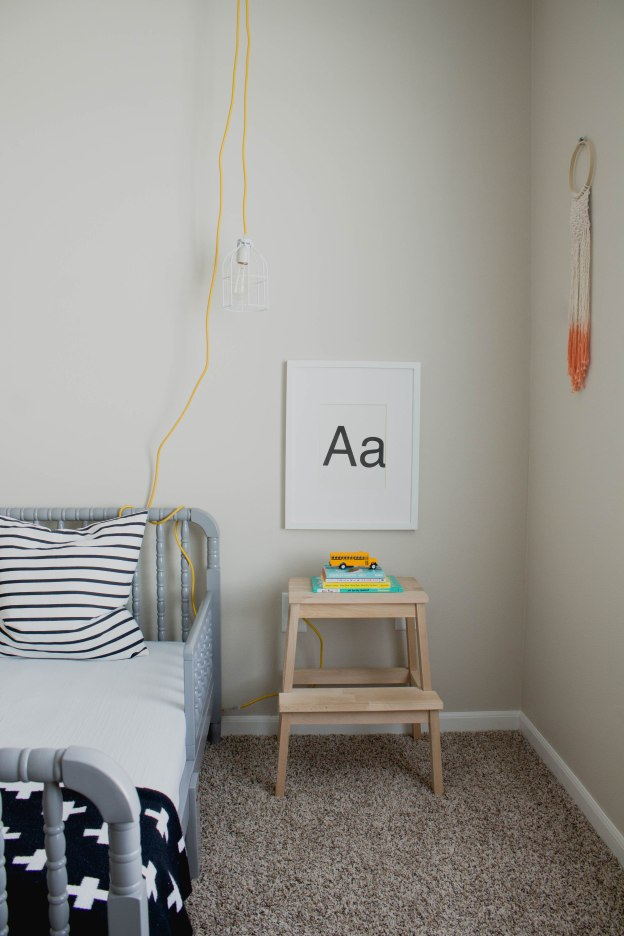 Diy Ikea Stool Nightstand Bestter Choices Bestter Living