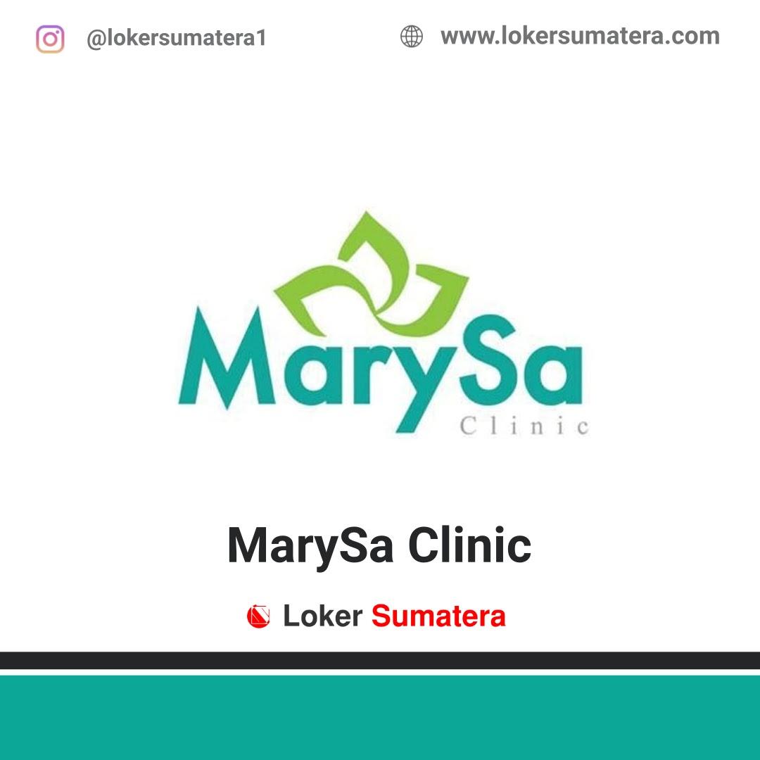 Lowongan Kerja MarySa Clinic Duri Februari 2020
