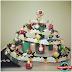 DIY Como Fazer Árvore de Natal de Papelão do Mario Kart 🎅