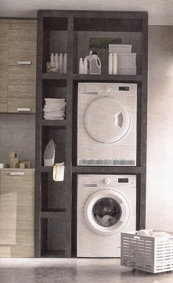 Forum Arredamento.it •Dove metto la lavatrice e asciugatrice?