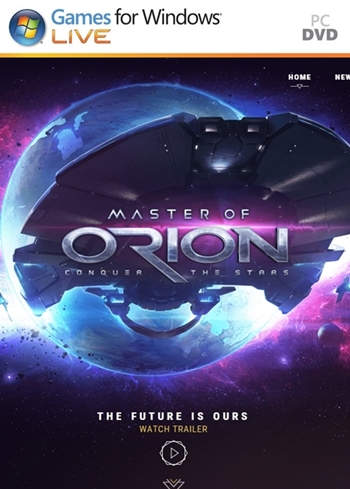 Master of Orion PC Full Español