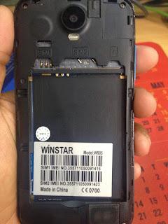 Firmware Winstar W905 Stock ROM
