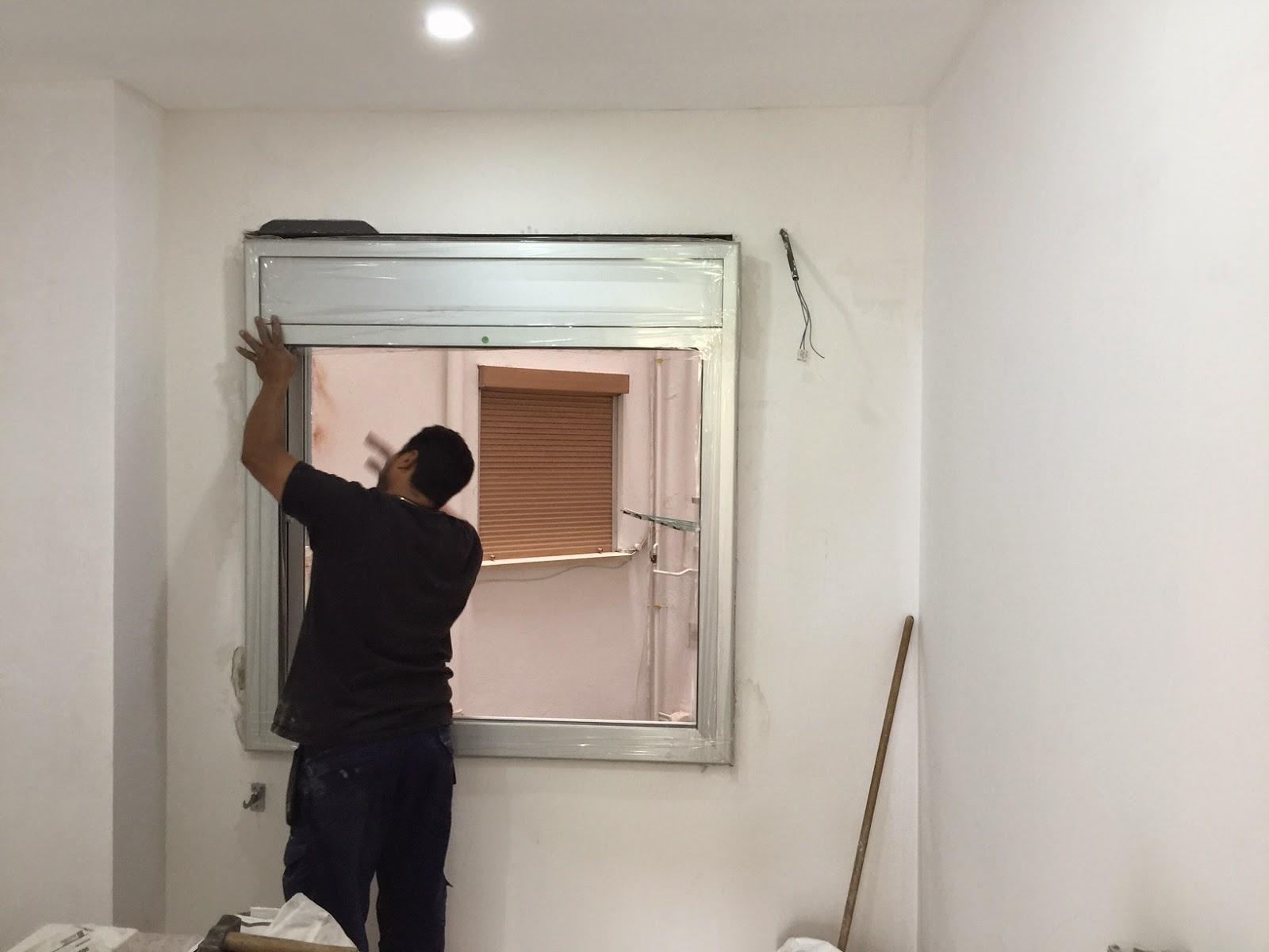 persiauto instalar ventanas aluminio barcelona