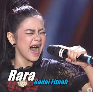Download Lagu Rara Badai Fitnah Mp3 (Live DA Asia 2018),Rara Lida, Dangdut, Dacademy,