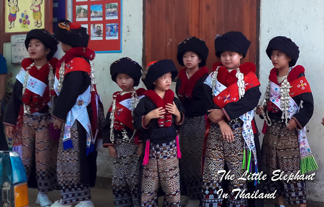 Mien Hill-Tribe in Thailand