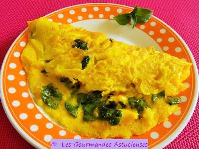 Comment faire une Omelette aux champignons sans champignons ?