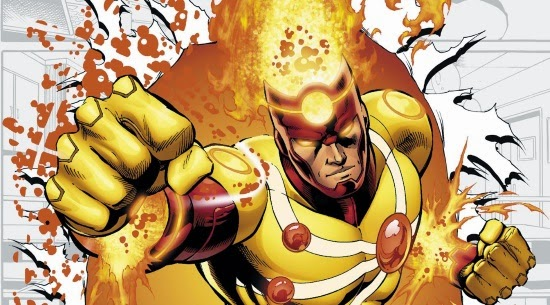 THE FLASH: VISTAZO AL TRAJE DE FIRESTORM. GOTHAM: VISTAZO AL CIRCO HALY