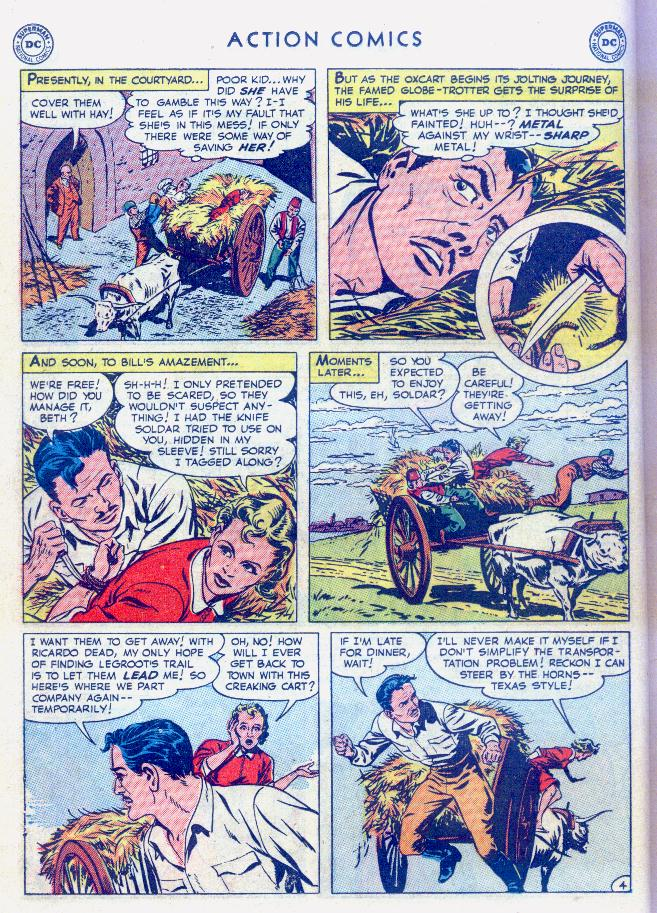 Read online Action Comics (1938) comic -  Issue #159 - 20