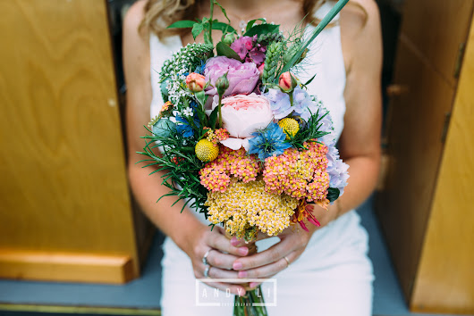 Formal Wedding Floristry? No, we want Natural, Relaxed, Local, Foraged Flowers!