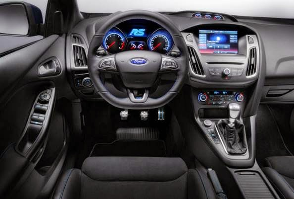 2016 Ford Focus Rs Release Date Usa Interior