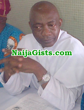 photo catholic priest shot ikeja lagos