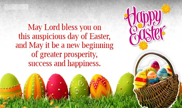 Happy Easter WishesQuotespoems 2017 Best Quotes Wishes Images – Easter Greeting Card Sayings