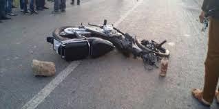 مقتل امين شرطة في حا دث دراجة نارية بأخميم