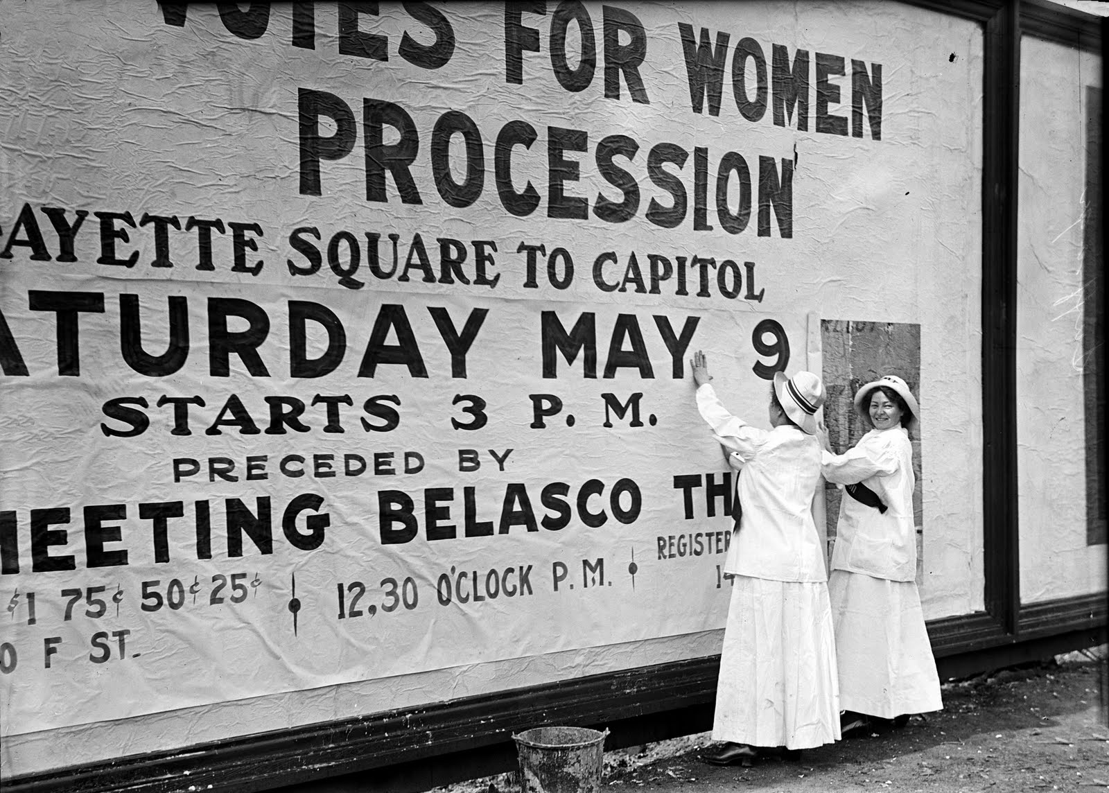 Women's suffrage The 19th Amendment