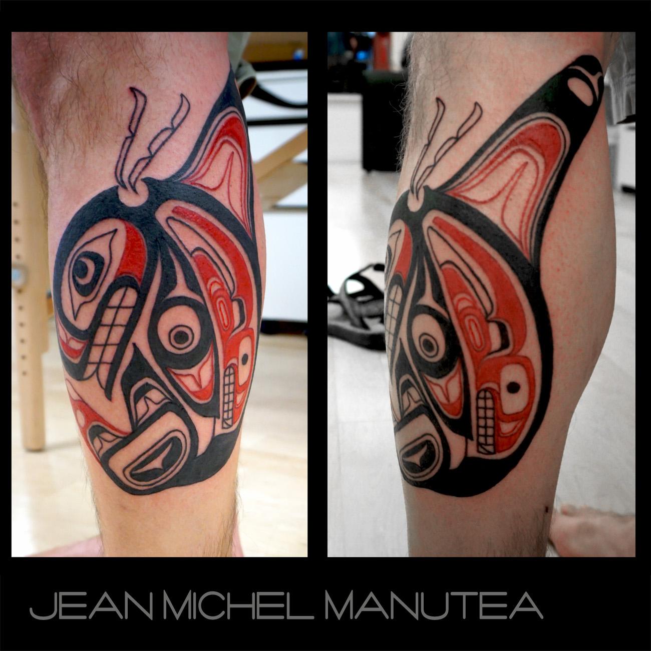 Tatouage Polynesien And Norse Tattoo Haida Tattoo Killer Whale