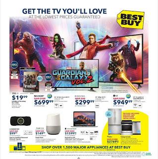 Best Buy Canada Flyer get incredible savings valid August 18 - 24, 2017