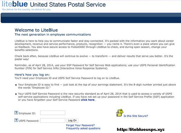 Liteblue usps login for new web portal for employees labor day the united states of american postal services has started the liteblue and liteblue login for the united states postal zone employees database management m4hsunfo