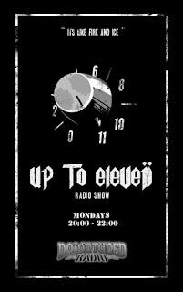 up to eleven radioshow, downtuned radio