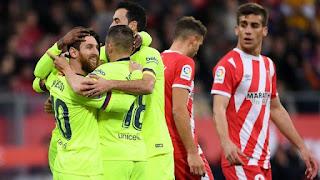 موعد مباراة برشلونة وجيرونا اليوم الأربعاء ضمن كأس السوبر الكتالوني والقنوات الناقلة