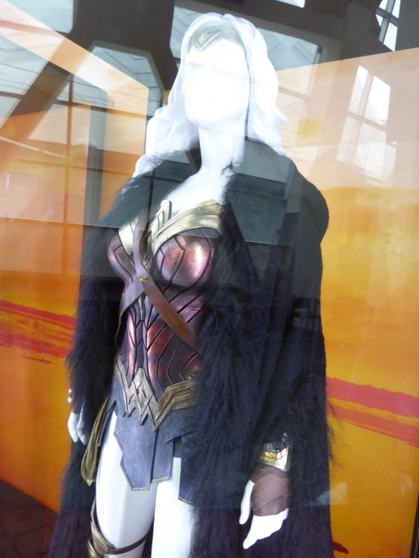 Wonder Woman film costume