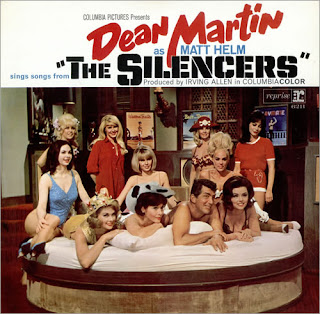 Dean Martin The Silencers Matt Helm spy movie
