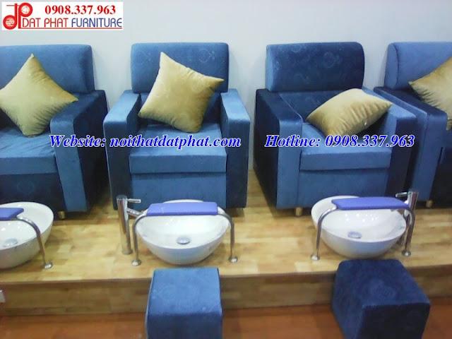 ghế làm nail, ghế nail, ghế nail giá rẻ, ghế sofa nail, ghế spa, ghế tiệm nail,