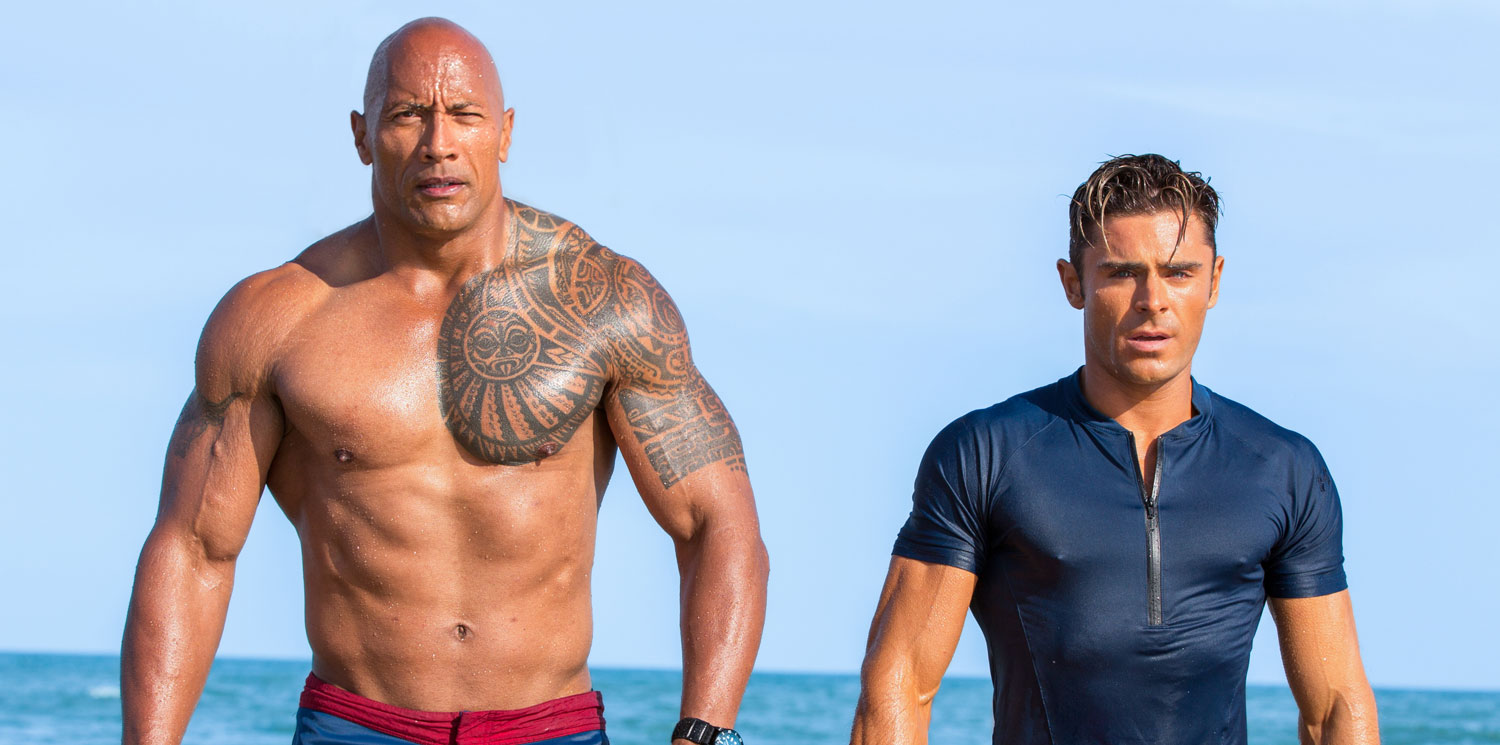 MOVIES: Baywatch - Review