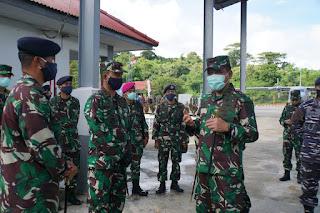 Pangkalan Udara TNI AL di Letung