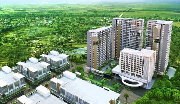 Domicilio Cikarang Apartemen Terbaru Cikarang Central City