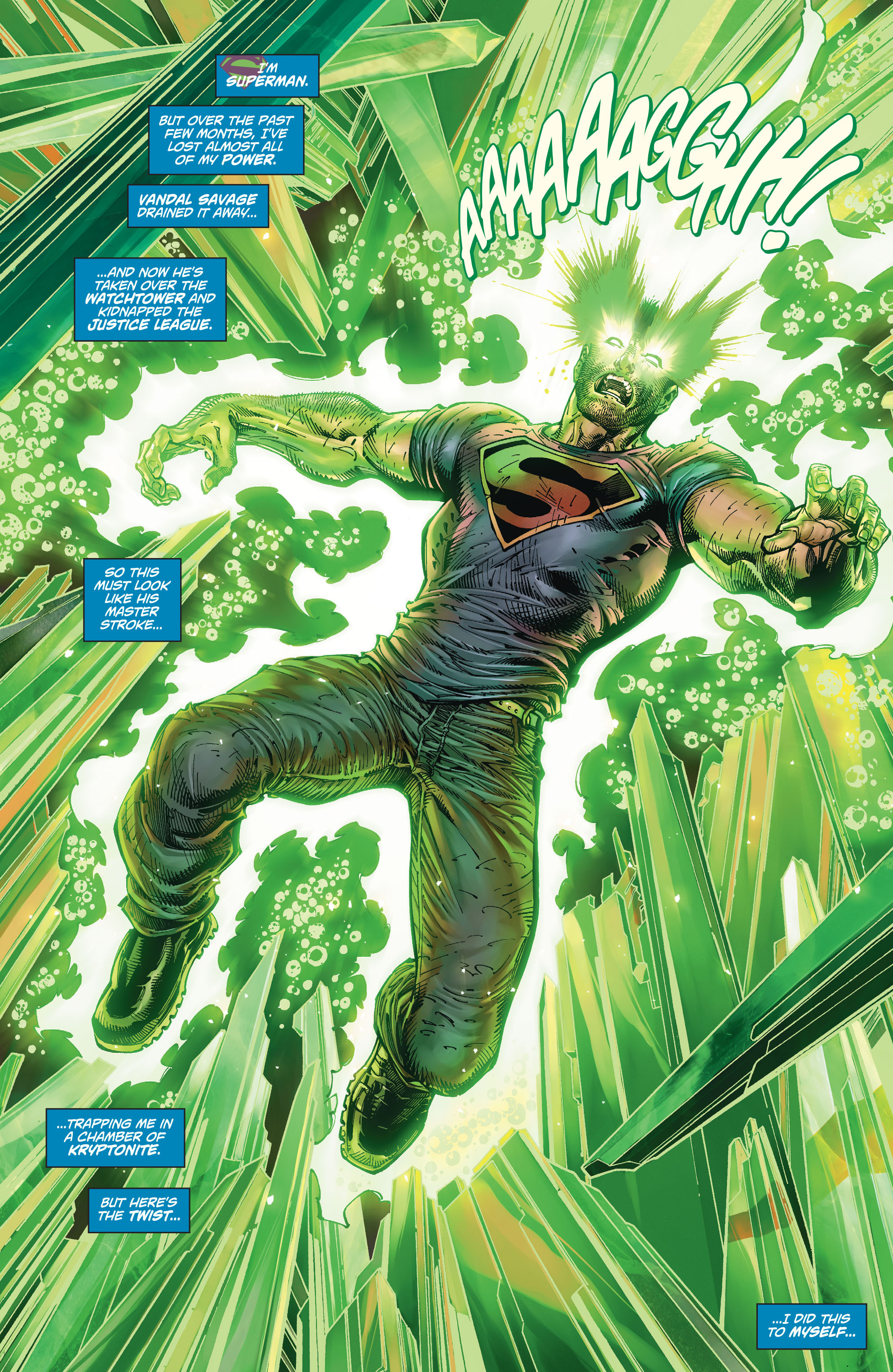 Read online Action Comics (2011) comic -  Issue #49 - 7