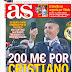 200 Millones por Cristiano Ronaldo