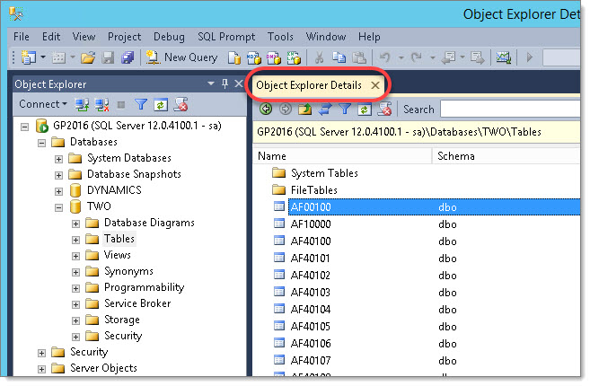 6 tips to help you get more out of sql server management - How to find a table in sql server management studio ...