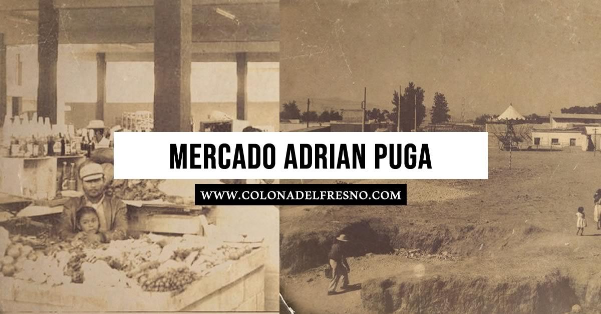 Mercado Adrian Puga Crnicas E Historia De Su Contruccion