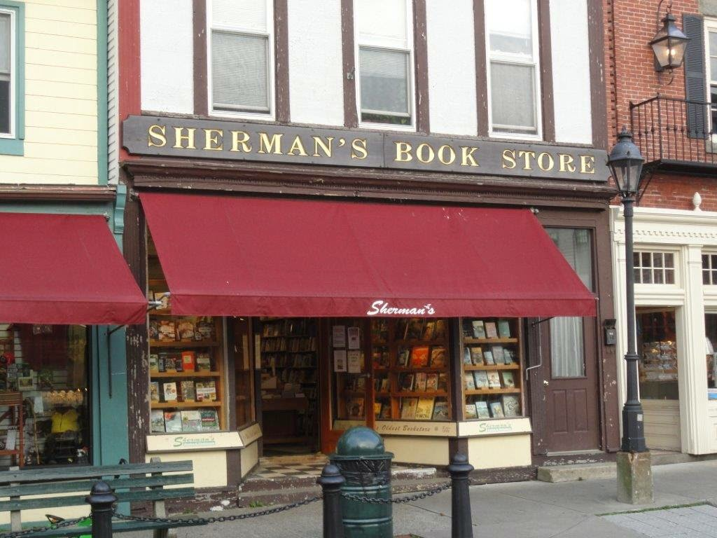 Sherman's Book Store
