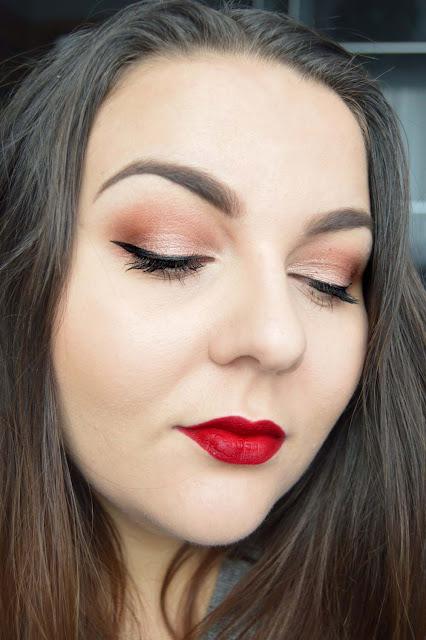 Mój ulubiony jesienny makijaż na co dzień