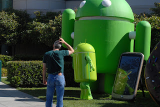 Android, log android,