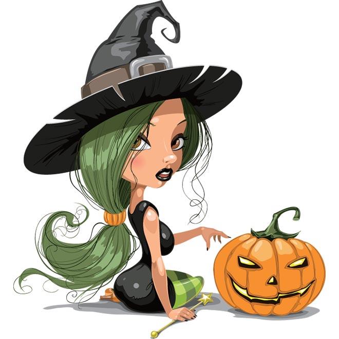 sexy halloween greetings Free