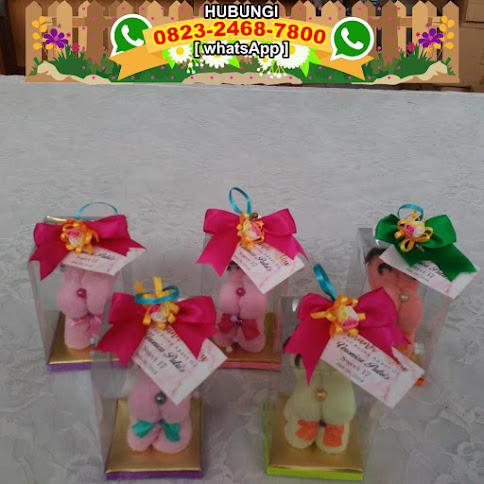 souvenir towel cake murah surabaya 54256