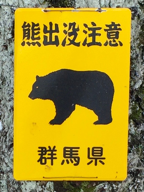 熊出没注意看板