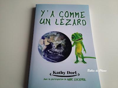 Y'a comme un lézard - Kathy Dorl (Editions Hélène Jacob)