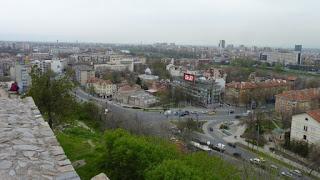 Vistas de Plovdiv desde Nebet Tepe.