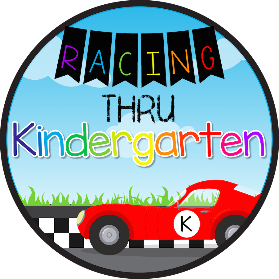 grab button for Racing Thru Kindergarten