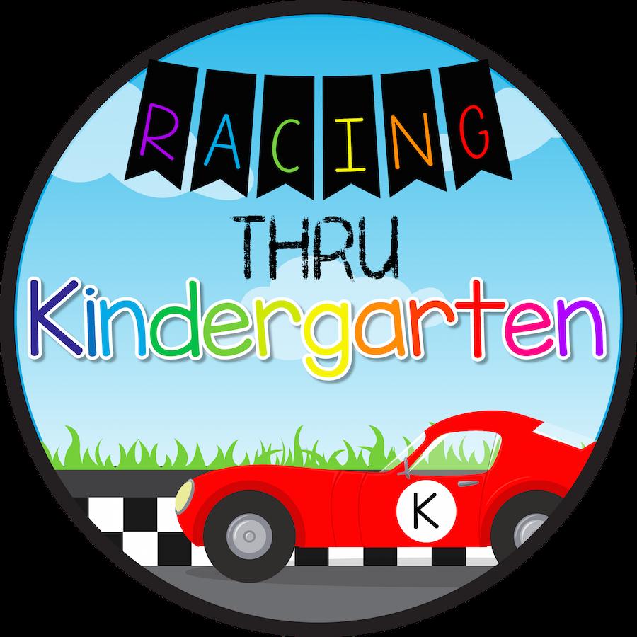 grab button for Racing Thru Kindergarten