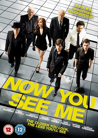 Now You See Me 2013 Dual Audio Hindi 350MB BluRay 480p