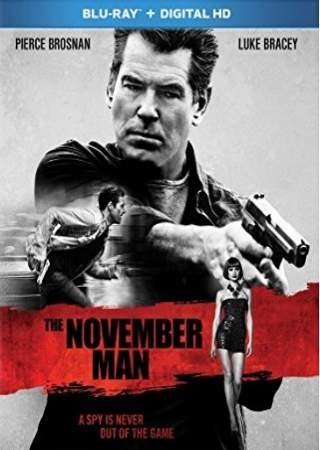 The November Man 2014 Dual Audio Hindi 850MB BluRay 720p