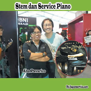 Stem Piano di Gading Serpong