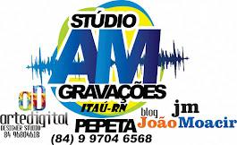 Stúdios AM Gravações em Itaú